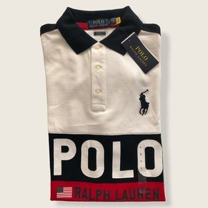 POLO RALPH LAUREN CLASSIC FIT (L)